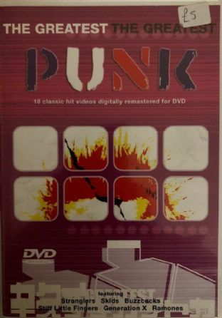 Greatest Punk (The) (DVD)